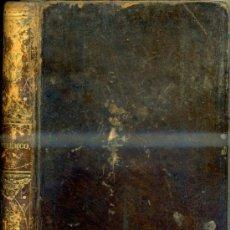 Libros antiguos: FENELON : AVENTURAS DE TELÉMACO SEGUIDAS DE LAS DE ARISTONOO (VALENCIA, 1843) ABUNDANTES GRABADOS. Lote 48213244