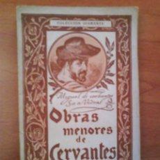 Libros antiguos: VIAJE AL PARNASO - CERVANTES / COLECCIÓN DIAMANTE Nº 95. Lote 35147775