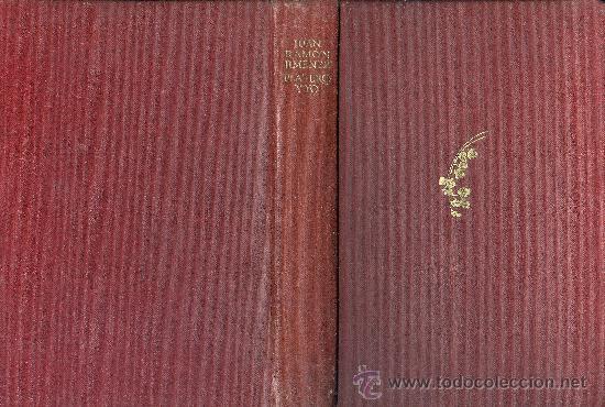 Libros antiguos: Juan RAMON JIMÉNEZ. Platero y yo (1907-1916). Madrid, Signo, 1934. - Foto 2 - 35369007