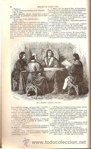 Libros antiguos: EL CONDESTABLE D. ÁLVARO DE LUNA – LA CASA BLANCA – Año 1851 - Foto 4 - 35637639