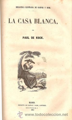 Libros antiguos: EL CONDESTABLE D. ÁLVARO DE LUNA – LA CASA BLANCA – Año 1851 - Foto 5 - 35637639