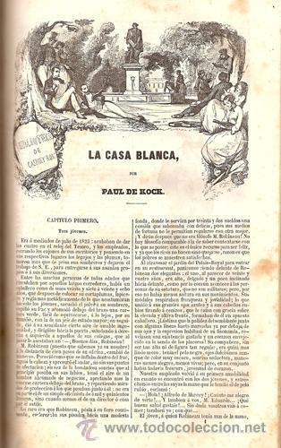 Libros antiguos: EL CONDESTABLE D. ÁLVARO DE LUNA – LA CASA BLANCA – Año 1851 - Foto 6 - 35637639