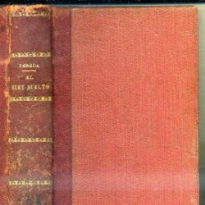 Libros antiguos: PEREDA : EL BUEY SUELTO (TELLO, 1909) . Lote 35703637