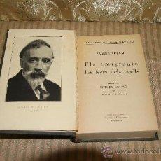 Libros antiguos: 2567- OBRES COMPLETES DE IGNASI IGLESIAS. LIB. CATALONIA. 1929/1936. EXLIBRIS.4 VOL.. Lote 35892959