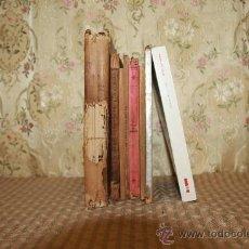 Libros antiguos: 2660- LOTE DE OBRAS DE JOSEP Mª DE SAGARRA. 8 TITULOS. VER DESCRIPCION. . Lote 36086809