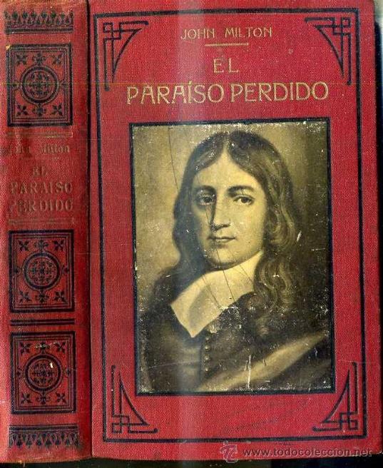 MILTON : EL PARAÍSO PERDIDO (MAUCCI, C. 1920) ILUSTRACIONES DE DORÉ (Libros antiguos (hasta 1936), raros y curiosos - Literatura - Narrativa - Clásicos)