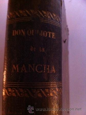 Libros antiguos: QUIJOTE DE LA MANCHA (1881) - Foto 8 - 27292413