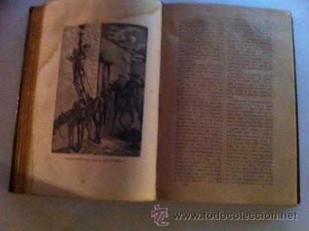 Libros antiguos: QUIJOTE DE LA MANCHA (1881) - Foto 11 - 27292413