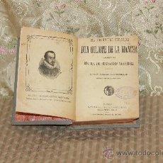 Libros antiguos: 3175- EL INGENIOSO HIDALGO DON QUIJOTE DE LA MANCHA. CERVANTES. EDIT CALLEJA. S/F.. Lote 100324326