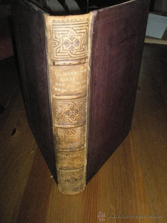 Libros antiguos: Segunda parte de El Ingenioso Hidalgo Don Quijote de la Mancha. Edición facsímil de la impresa en Ma - Foto 4 - 37626985