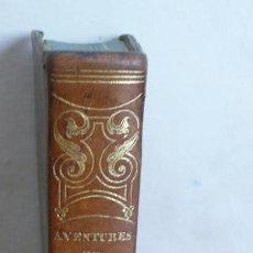 Libros antiguos: LES AVENTURES DE TÉLÉMAQUE... SUIVIE DES AVENTURES D'ARISTONOÜS. ¿1840?. Lote 37649651