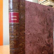 Libros antiguos: 1911.- MUNDIAL MAGAZINE. RUBEN DARIO. TOMO 1. DEL Nº1 AL 6. 650PAG. Lote 38022424