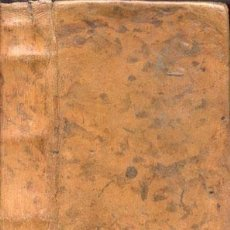 Libros antiguos: PUB. OVIDII NASONIS – AÑO 1732. Lote 38391520