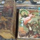 Libros antiguos: JUAN JOSÉ. NOVELA COSTUMBRES POPULARES. JOAQUÍN DICENTA 1896. 2700 PÁGINAS 2 TOMOS. PORTES GRATIS.. Lote 38898135