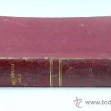 Libros antiguos: MARIANO JOSÉ DE LARRA, OBRAS COMPLETAS. MONTANER Y SIMÓN, 1886. GRABADOS DE LUÍS PELLICER 23X32 CM. Lote 38985257