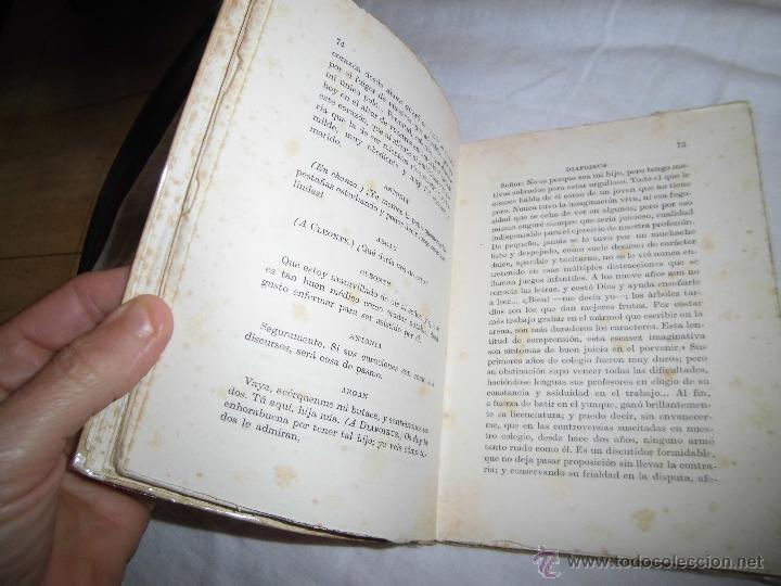 Libros antiguos: EL ENFERMO DE APRENSION MOLIERE COLECCION UNIVERSAL Nº 607-608 ESPASA CALPE 1936 - Foto 3 - 39374750