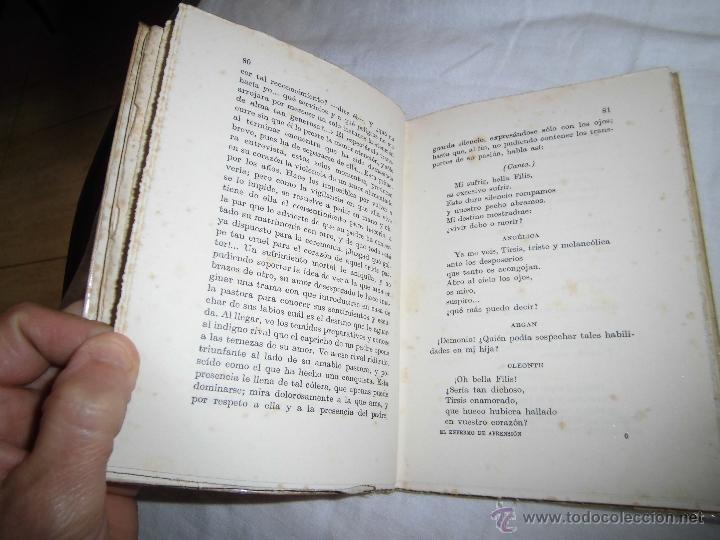 Libros antiguos: EL ENFERMO DE APRENSION MOLIERE COLECCION UNIVERSAL Nº 607-608 ESPASA CALPE 1936 - Foto 4 - 39374750