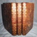 Libros antiguos: AVENTURAS DE GIL BLAS DE SANTILLANA· (ROBADAS A ESPAÑA) - AÑO 1836 - BELLOS GRABADOS.. Lote 39381676