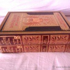 Libros antiguos: DON QUIJOTE DE LA MANCHA,ILUSTRACIONES VIERGE 1923. Lote 39569383