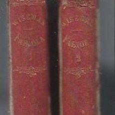 Libros antiguos: FABIOLA O LA IGLESIA DE LAS CATATUMBAS, CARDENAL WISEMAN, 2 TMS, PARIS, ROSA Y BOURET, 1868. Lote 39849613