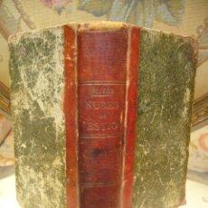 Libros antiguos: NUBES DE ESTIO, DE JOSE MARIA DE PEREDA. 1ª EDICION 1.891.. Lote 39895741