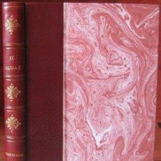 Libri antichi: EL AUDAZ, HISTORIA DE UN RADICAL DE ANTAÑO. BENITO PÉREZ GALDÓS (NOGUERA 1871). Lote 39898122