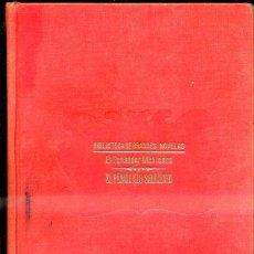 Libros antiguos: EL PENSADOR MEXICANO : EL PERIQUILLO SARMIENTO (SOPENA, C. 1935). Lote 39970617