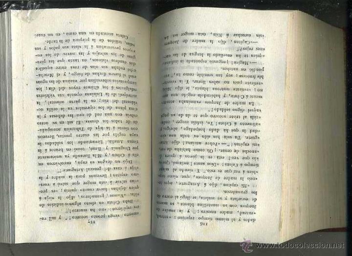 Libros antiguos: CHATEAUBRIAND : LOS NATCHEZ (SAURI, 1829) DOS TOMOS EN UN VOLUMEN - Foto 2 - 39972720