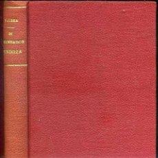 Libros antiguos: JUAN VALERA : EL COMENDADOR MENDOZA (ESPASA CALPE, 1935). Lote 40001600