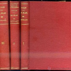 Libros antiguos: LESAGE : GIL BLAS DE SANTILLANA - TRES TOMOS (CALPE, 1922). Lote 40001717