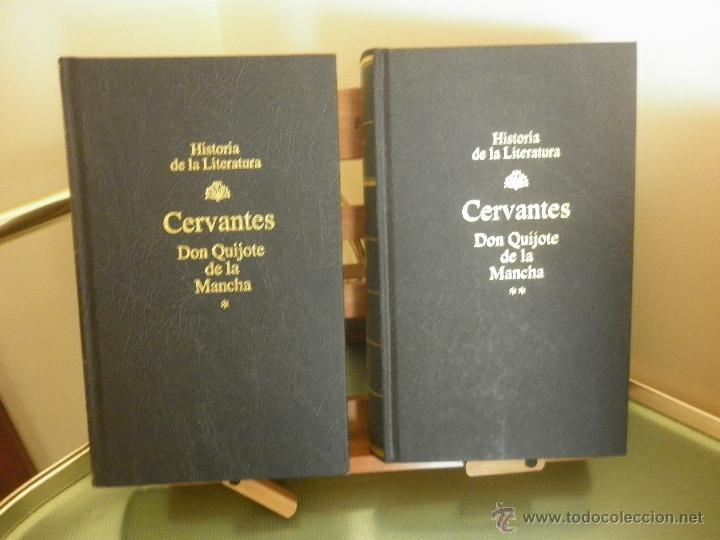 Libros antiguos: RBA COLECCIONABLES, S.A.-HISTORIA DE LA LITERATURA- 3 LIBROS - Foto 2 - 40162885