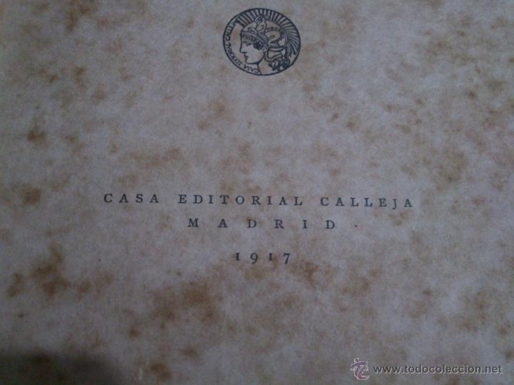 Libros antiguos: Platero y Yo,Juan Ramón Jiménez,1917,Primera Edición Completa,regular estado,Moguer,ver - Foto 5 - 40280680