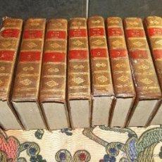 Libros antiguos: LES MILLE ET UNE NUITS. CONTES ARABES. (TOMOS.2/3/4/5/6/7/8/9)GALLAND, ANTOINE.-1806. Lote 40305239