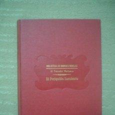 Libros antiguos: EL PENSADOR MEXICANO: EL PERIQUILLO SARNIENTO. Lote 40641371
