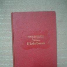 Libros antiguos: EUGENIO SUÉ: EL JUDÍO ERRANTE. Lote 40641418