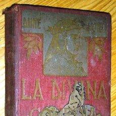 Libros antiguos: LA DIVINA COMEDIA POR DANTE ALIGHIERI DE ED. MAUCCI EN BARCELONA S/F (1913). Lote 40738061