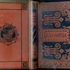 Libros antiguos: CORTADA : ARTÍCULOS ECOGIDOS (BIBL. CLÁSICA ESPAÑOLA, CORTEZO. 1890). Lote 40924749