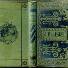 Libros antiguos: ISLA : CARTAS FAMILIARES (BIBL. CLÁSICA ESPAÑOLA, CORTEZO. 1884). Lote 40924769