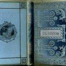 Libros antiguos: ALARCON : COMEDIAS ESCOGIDAS (BIBL. CLÁSICA ESPAÑOLA, CORTEZO. 1886). Lote 40925078