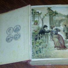 Libros antiguos: EL HIJO DE LA OBRERA - 2 TOMOS 1ª EDICIÓN - LUIS DE VAL - ED. MARIANO NUÑEZ SAMPER. Lote 41040581