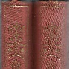 Libros antiguos: PARAÍSO PERDIDO. JUAN MILTON. 2 TOMOS. LIBRERÍA DE PELARDO, PÁEZ Y Cª. MADRID. 1913. Lote 41279587