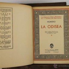 Libros antiguos: 4494- LAS GRANDES OBRAS MAESTRAS DE LA LITERATURA UNIVERSAL. EDIT. IBERIA. VV.AA. 1932. 5 TITULOS. . Lote 41520404