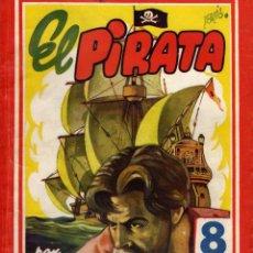 Libros antiguos: EL PIRATA DE WALTER SCOTT. Lote 41679598