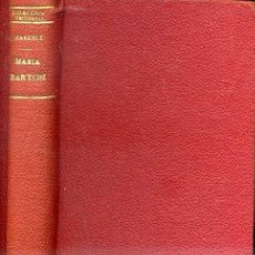 Libros antiguos: MRS. GASKELL : MARÍA BARTON (CALPE, 1922). Lote 41689609