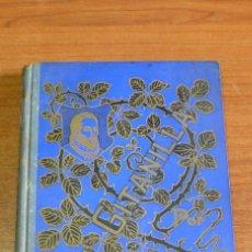 Libros antiguos: LA GITANILLA. CERVANTES SAAVEDRA, MIGUEL DE. BARCELONA, HENRICH & CÍA.. Lote 41802946
