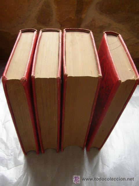 Libros antiguos: LOS MISERABLES-OBRAS COMPLETAS DE VÍCTOR HUGO- 4 VOLUMENES CON 8 TOMOS ILUSTRADOS-1903/1904/1905 - Foto 2 - 42880429