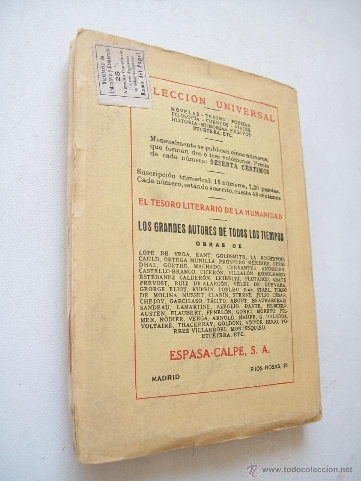 Libros antiguos: VIDAS PARALELAS, TOMO II. TEMÍSTOCLES, CAMILO, PERICLES, FABIO MÁXIMO-1936- MADRID.-PLUTARCO- - Foto 3 - 43152711