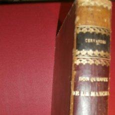 Libros antiguos: ANTIGUO - QUIJOTE - DON QUIJOTE DE LA MANCHA - F.R.M. SOPENA - IMPRESO JULIO DERRIEY 1905- PARIS -. Lote 43268932