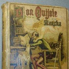 Libros antiguos: DON QUIJOTE DE LA MANCHA. ED CALLEJA ESCUELAS. Lote 44215939