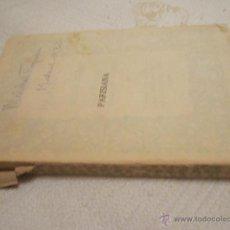Libros antiguos: PARISIANA, POR RUBÉN DARÍO. ED MUNDO LATINO, 1920. ILUSTRACIONES DE ENRIQUE OCHOA.. Lote 44339191